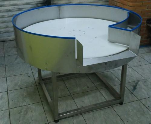 Mesa indexadora rotativa