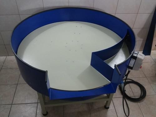 Mesa rotativa industrial