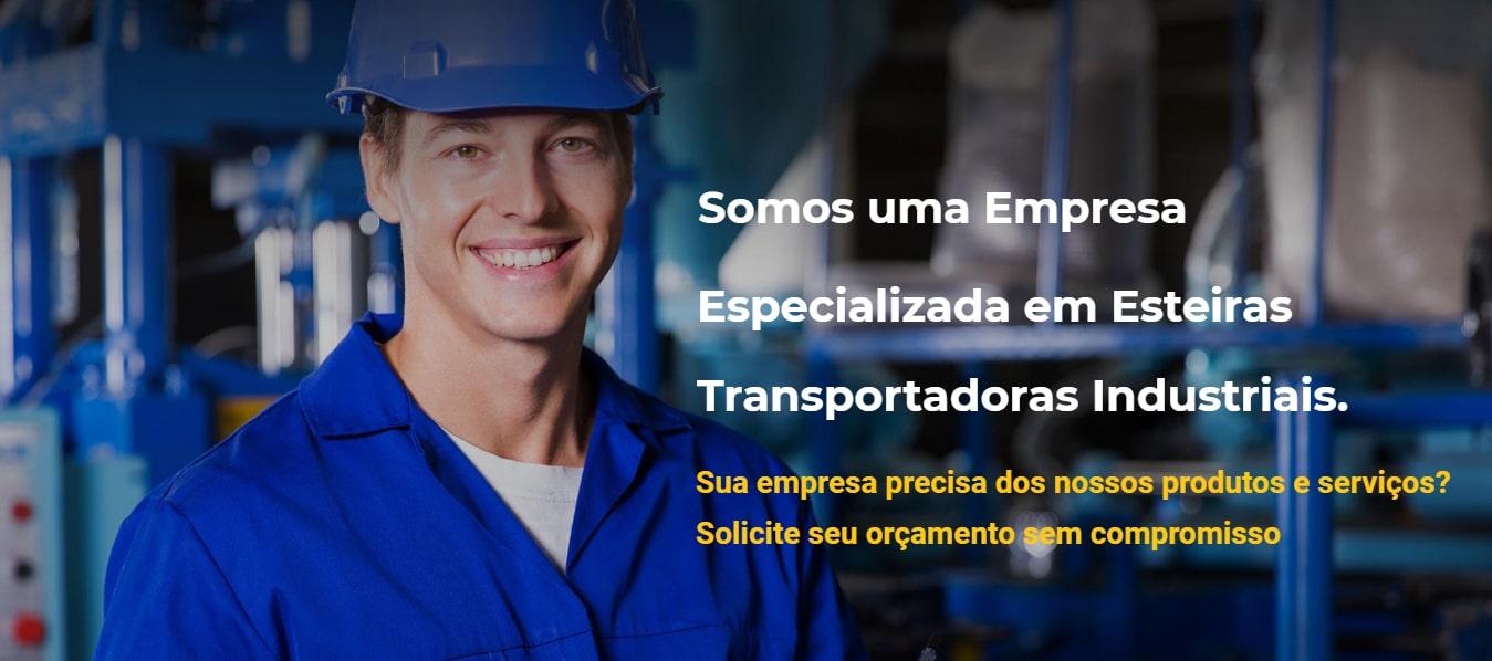Empresa de esteiras transportadoras
