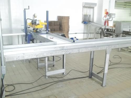 Esteira transportadora aço inox