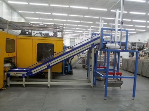 Esteira transportadora industrial