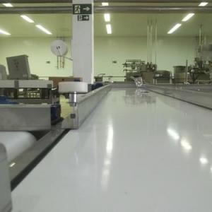 Esteira industrial